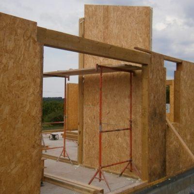 Monday 8th July - Back to Work - Internal Walls